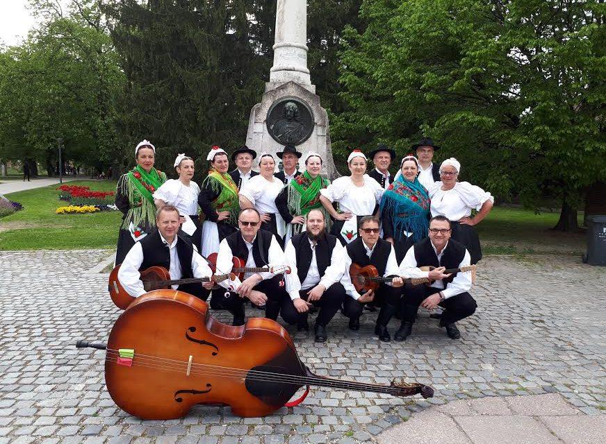 Med Murom i Dravom' Smotra koreografiranog folklora Međimurske županije