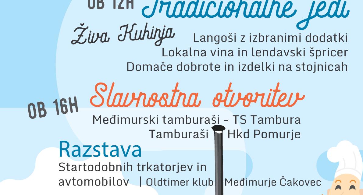 Međimurski Sejem Sobota 3.6. – Lero Bar Petišovci ob 12:00h