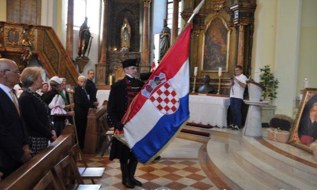 8. SABOR HRVATSKE KULTURE U SLOVENIJI – Misno  slavlje na hrvatskom jeziku u crkvi sv. Katarine